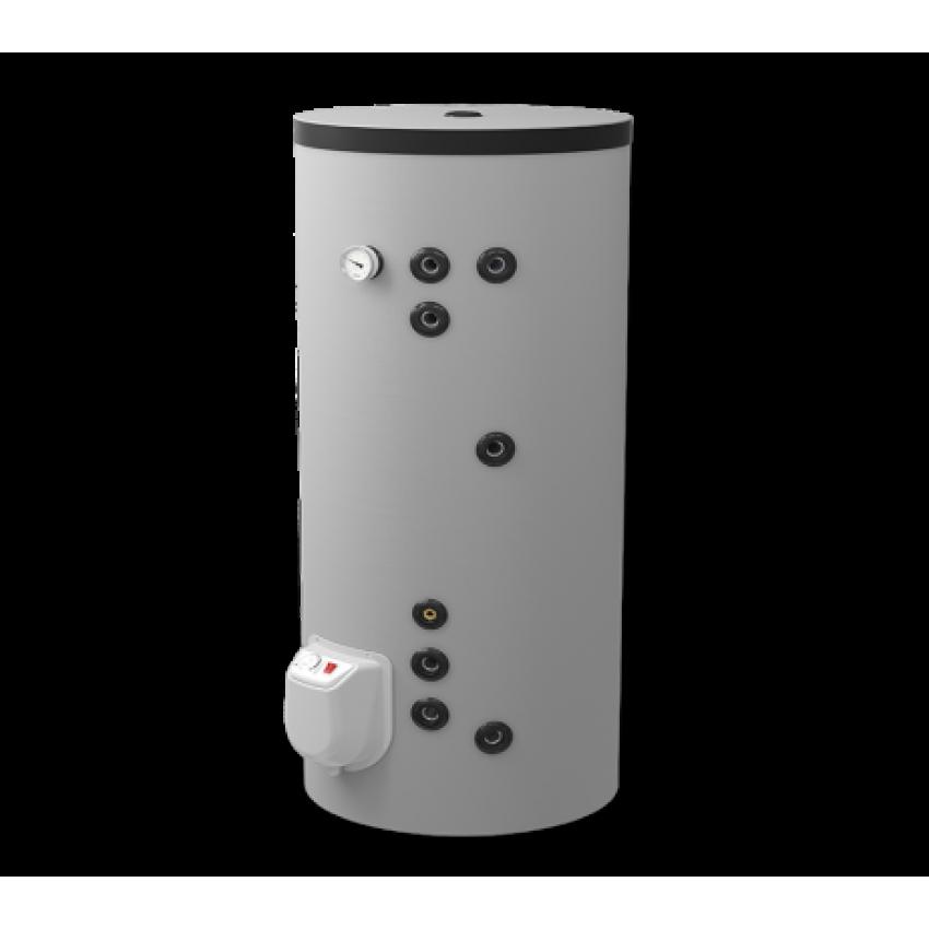 Високообемен бойлер с два паралелни топлообменника