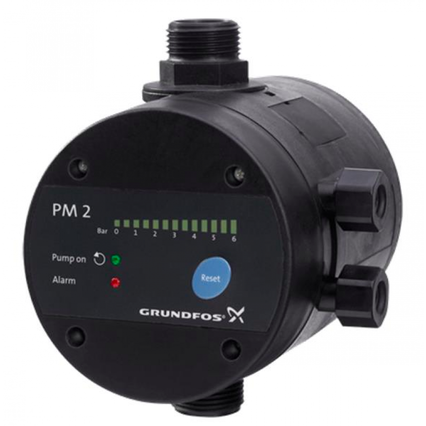 Електронен пресостат Grundfos Pressure Manager PM2