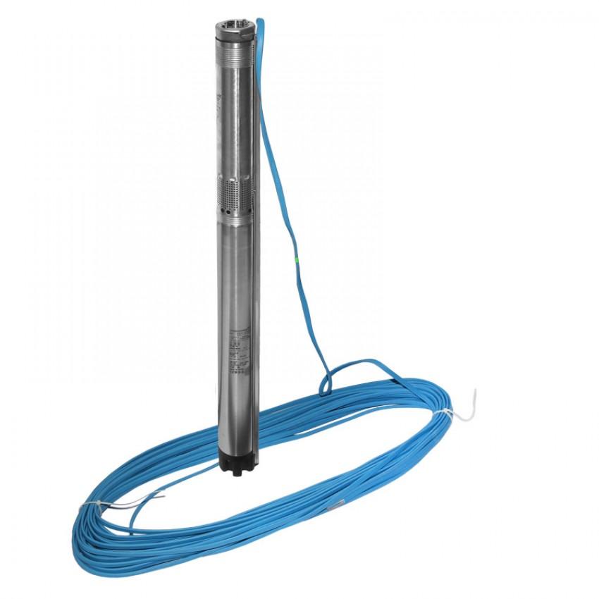 Потопяема сондажна помпа Grundfos SQ + кабел