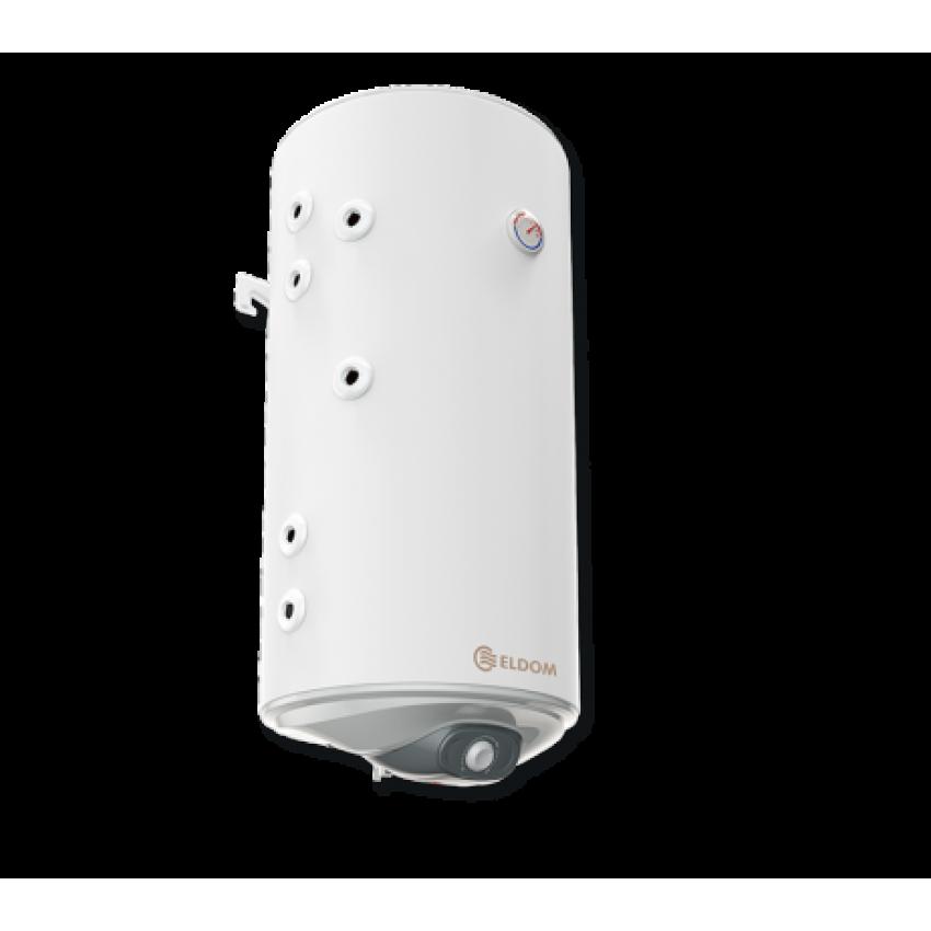Битов бойлер за монтаж на стена с два паралелни топлообменника